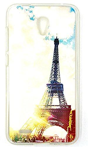 TPU Bumper Cover Custodie per Alcatel One Touch Go Play 7048X Custodie Case
