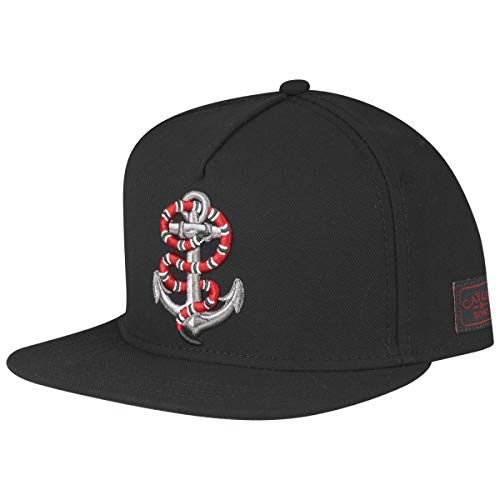 Cayler & Sons Unisex C&S WL Anchored Cap Baseballkappe, Black/mc, one Size
