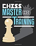 Chess Master In Training: Chess Student Planner, 2020-2021 Academic School Year Calendar Organizer, Large Weekly Agenda (August - July)