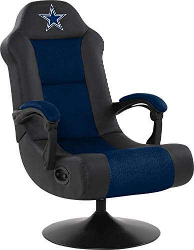 Imperial Officially Licensed NFL Merchandise: Dallas Cowboys Ultra Game Chair