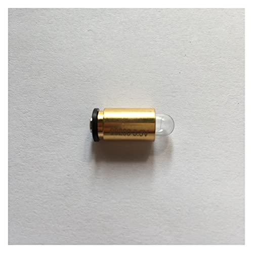 ZHANGKE CHULONG 08200 3.5V Halogenlampe, Streifen Retinoskop Ophthalmisches Instrument, WA 08200-U-Blubung