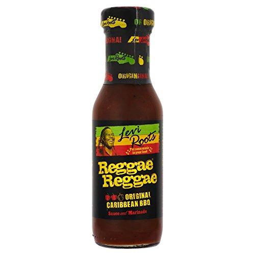 Levi Roots Reggae Reggae Original Caribbean BBQ Sauce & Marinade 290g