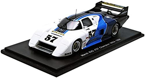 entrega rápida SPARK MODEL S2991 S2991 S2991 MARCH 83G N.57 IMSA 1984 LANIER BILL WHITTINGTON 1 43 DIE CAST  hasta un 60% de descuento