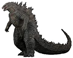 An import from X-Plus From the 2019 film Godzilla: King of the Monsters Modeled after the theatrical version of the monster Distinctive surface roughness and texture