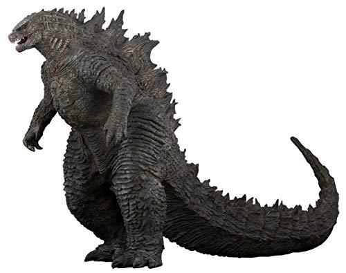 "X-PLUS Godzilla 2019 Toho Series Godzilla 10"" PVC Figure, Multicolor"
