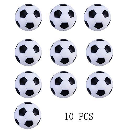 10X Tischbälle Tischfußball