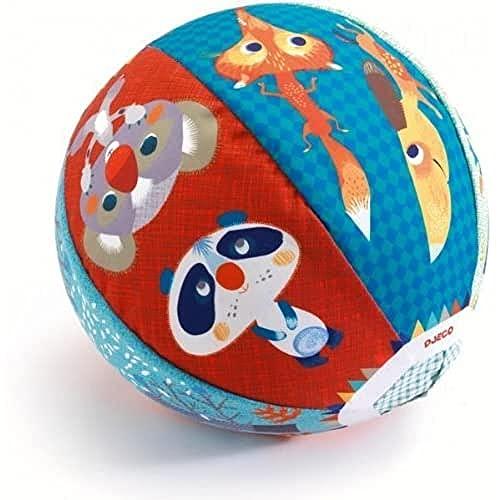 Djeco Azione e riflettori Gioco di abilità Forest Ball Multicolore (DJ02053)
