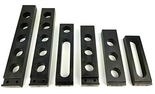 Schweißtisch Anschläge gehärtet Materialstärke: 25 mm (Langloch 150 x 50 x 25 mm)