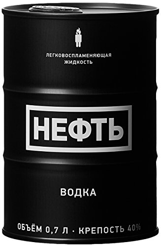 Neft black Vodka (1 x 0.7 l)