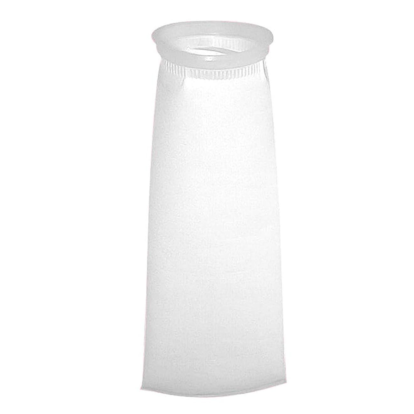 アーネストシャクルトン控えめな熟達UEETEK フィルター 水槽 濾過材 フィルターバッグ 150um (白)