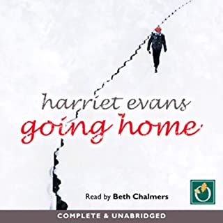Going Home                   By:                                                                                                                                 Harriet Evans                               Narrated by:                                                                                                                                 Beth Chalmers                      Length: 13 hrs and 46 mins     25 ratings     Overall 4.1