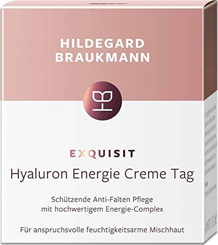 Hildegard Braukmann Exquisit Hyaluron Energiecreme Gesichtscreme, 50 ml
