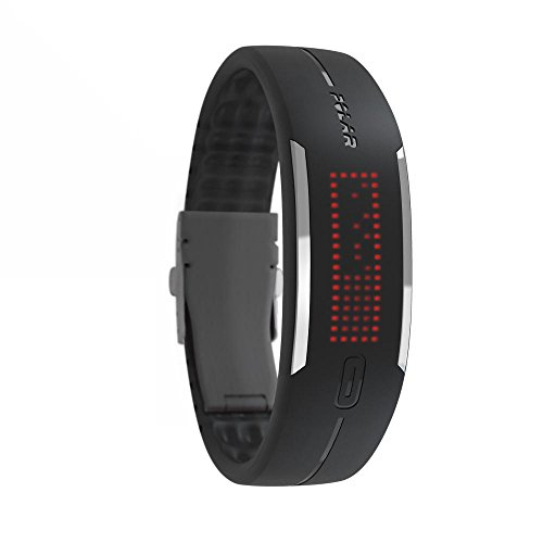 POLAR Activity Tracker Loop Black - 5