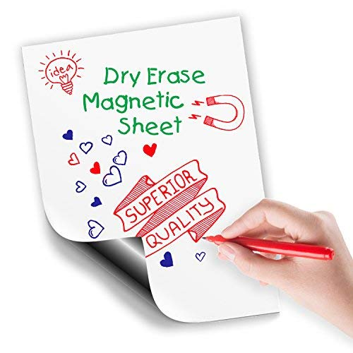 """Magnetic Dry Erase Sheet 