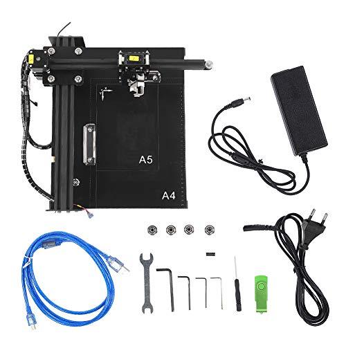 BACHIN TA-4 Schreibzeichnungsmaschine CNC-Roboterspielzeug Automatische intelligente Graviermaschine für Note/Tisch (100-240V)(EU Plug)