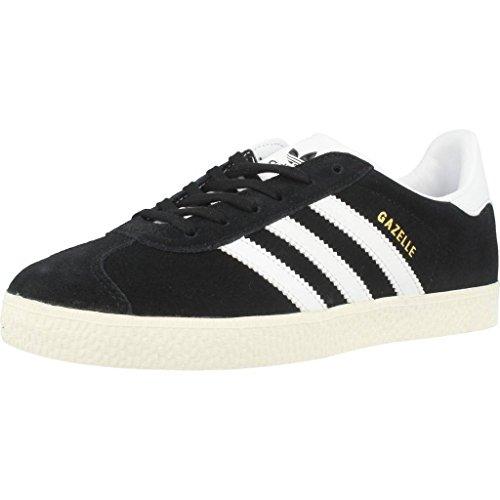Adidas Gazelle, Sneaker, Core Black/Footwear White/Gold Metallic, 35.5 EU