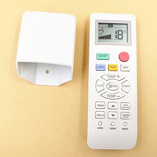 Nuovo telecomando per BEKO Haier condizionatore d  aria BXEU120BXEU121sostituire yl-hd04yr-hd01yr-hd06yl-hd02