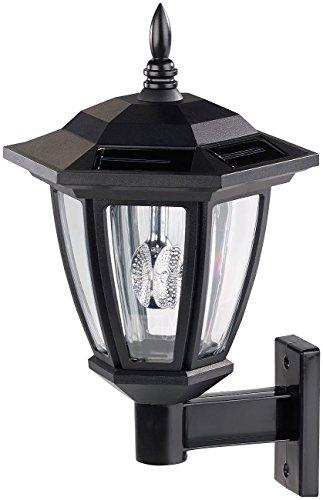 Lanterne solaire à LED 25 Lm design rétro