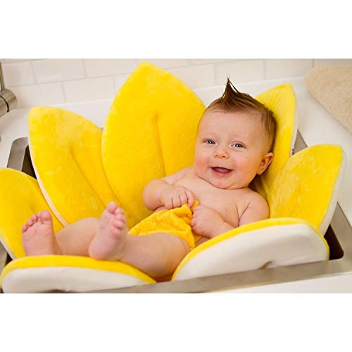 Blooming Bath – Baby Bath (Canary Yellow)