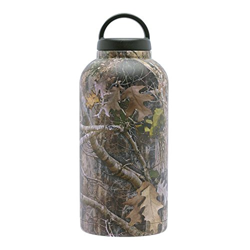 (1890ml, Camo) - RTIC Stainless Steel Bottle (1890ml), Camo