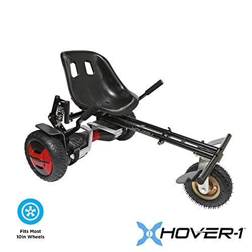 Hover-1 Beast Buggy Self-Balancing Scooter Attachment , Black, 35 x 24 x 16.5