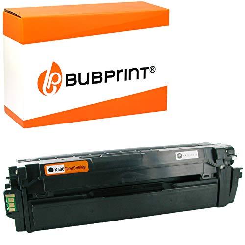 Bubprint Toner kompatibel für Samsung CLT-K506L/ELS für CLP-680 CLP-680DW CLP-680ND CLX-6260FD CLX-6260FR CLX-6260FW CLX-6260ND CLX-6260 Schwarz