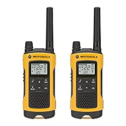 Motorola Solutions Talkabout T460 Rechargeable Two-Way Radio...