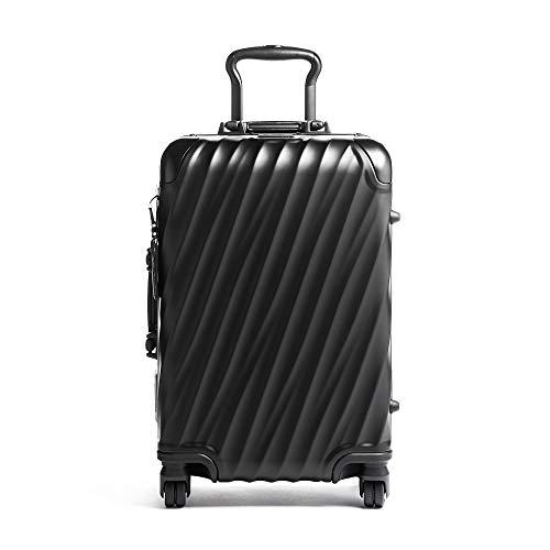 [トゥミ] スーツケース ハード 公式 正規品 19DEGREE ALUMINUM インターナショナル・キャリーオン 機内持ち込み可 保証付 32L 56 cm 5kg マットブラック