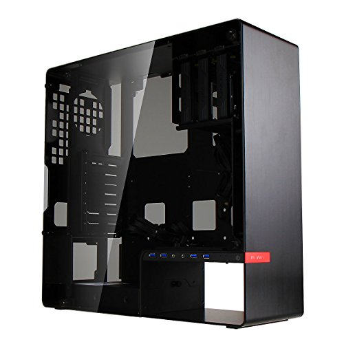 In Win 904 4 x USB 3.0 Plus Tempered Glas/Aluminium ATX Midi Tower