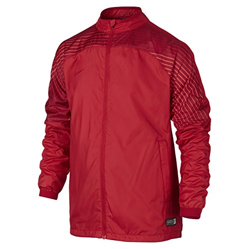 Nike - REV B GPX WVN II JKT - Maglia da calcio Uomo, Rosso, M