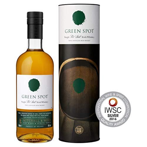 4. Whisky irlandés Green Spot Single Pot Still Irish Whiskey