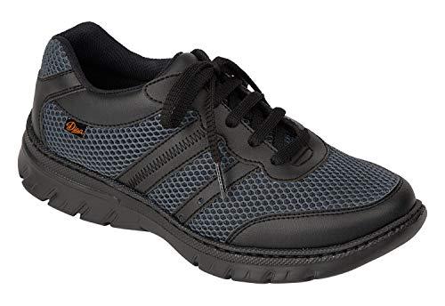 Zapatillas de Trabajo Unisex certificadas EN ISO 20347 Marca DIAN Modelo Loira Negro