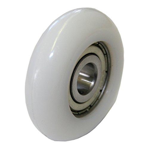 Laufrolle für Sektionaltore Ø 45 mm