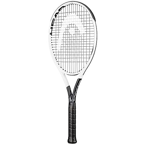 Head Graphene 360+ Speed Lite Encordado: No 265G Raquetas De Tenis Raquetas De Competición Blanco - Negro 2