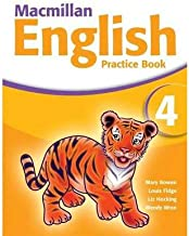 Macmillan English 4 Practice Book