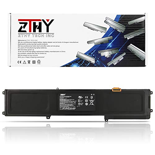 ZTHY New BETTY4 Laptop Battery Replacement for Razer Blade 2016 14' V2 GTX 1060 RZ09-0165 RZ09-0195 RZ09-01952E72 RZ09-01953E72 RZ09-01953E71 RZ09-01953W52 RZ09-01652E21 RZ09-01952E31 11.4V 70Wh