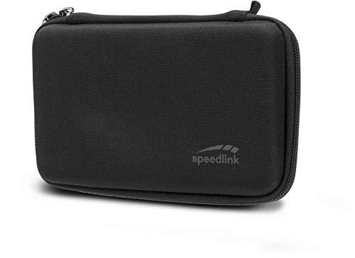 Speedlink CADDX Padded Storage Case - gepolsterte Tasche für deine NN2DS XL, 3DS XL und N3DS XL Schwarz