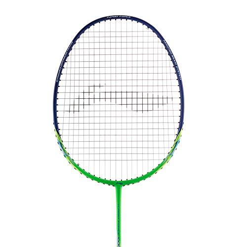 Li Ning Badmintonracket Turbo Force 1000 Strung bespannt Badmintonschläger