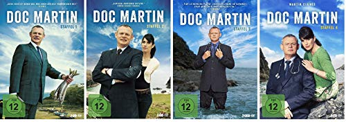Doc Martin - Staffel 1-4 (9 DVDs)