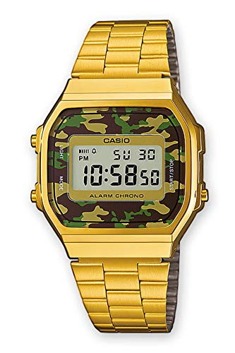 Reloj Casio Rosado Militar