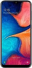 "Samsung Galaxy A20 32GB, 6.4"" US & Global 4G LTE GSM Factory Unlocked - International Model (Black, 32GB (Single SIM)) (Re..."