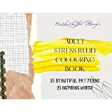 Markera the Strong's Adult Stress Relief Colouring Book