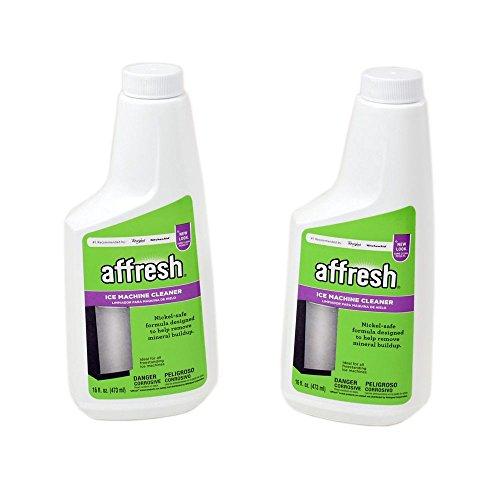 Affresh W11179302 Ice Machine Cleaner, White (2 Pack)