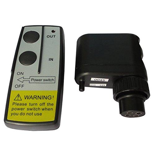 Bulldog Winch (20212 Wireless Control Kit