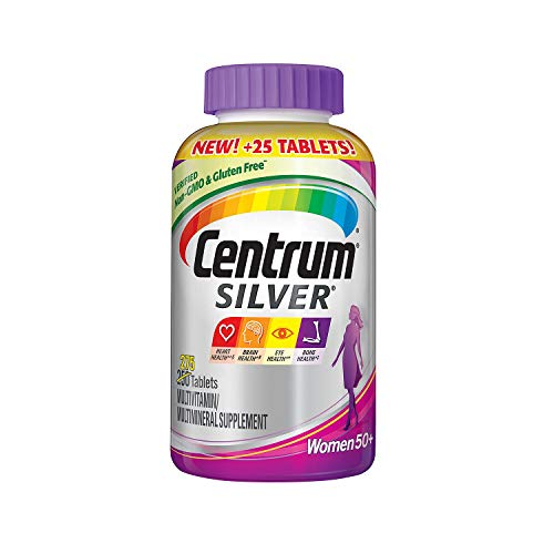 Centrum Silver Women 50+, 275 Tablets