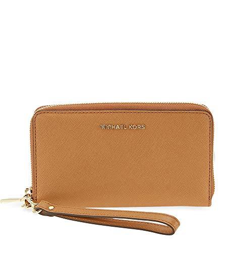 Michael Kors Women's 32H4GTVE9L-532 Handbag, Acorn, Larg