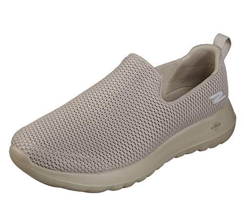 Skechers Men's Performance, Gowalk Max Slip on Shoes Taupe 10.5 M
