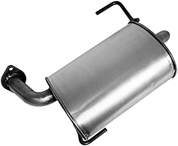 Walker 21752 Muffler Quiet Flows Domestic Tk