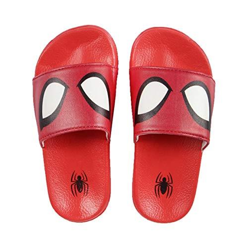 Spiderman S0717670, Flip flop Mixte Enfant, Multicolore, 29 EU