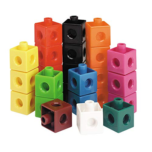 Oferta de Learning Resources encajables Snap Cubes, color (LER7586)